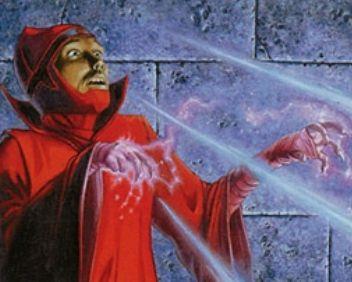 カウンターの代名詞「対抗呪文」がエターナルマスターズにて新規イラストになってコモン収録!