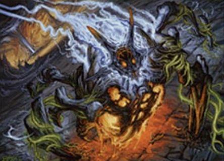 プレインチェイス「大渦の放浪者」がエターナルマスターズで新規イラストになって神話レア再録!
