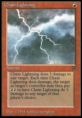Chain Lightning(Legends)