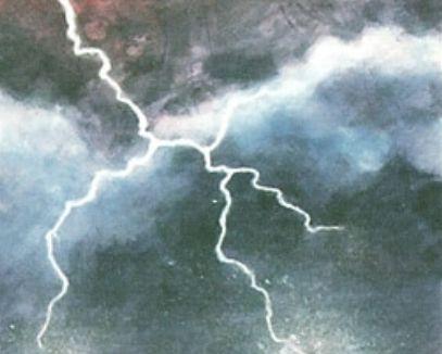 Legends「Chain Lightning」がエターナルマスターズでアンコモン再録!イラストはヴィンテージマスターズ(MO)版が採用!