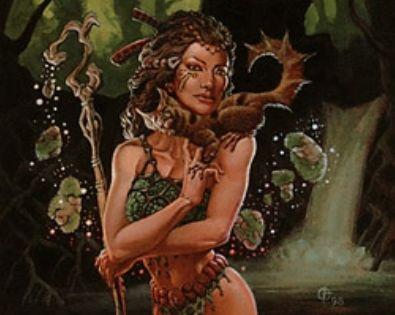 ウルザズ・サーガ「アルゴスの女魔術師」がエタマスの神話レアとして再録!エンチャントレスの必須パーツ!