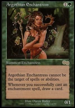 アルゴスの女魔術師(ウルザズサーガ)