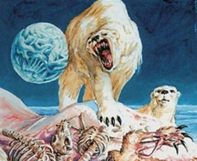 エターナルマスターズにて「冬の宝珠」が新規イラストになってレア枠で再録!