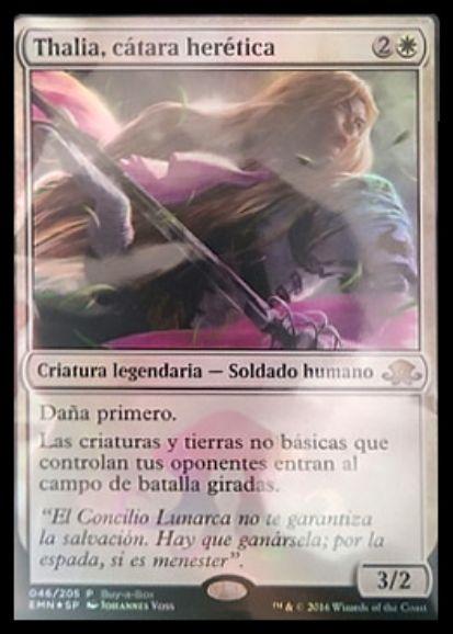 Thalia, Heretical Cathar(異界月 レア)