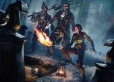 黒コモンのならず者「Midnight Scavengers(異界月)」の収録情報がスポイラー公開!CIPで墓地の3マナ以下クリーチャーを回収&「Graft Rats」と揃えば合体変身!
