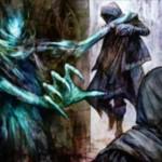 異界月に収録の青アンコインスタント「冷たいわしづかみ」が公開!クリーチャー2体をタップ&アンタップ阻害するマッドネス持ちカード!