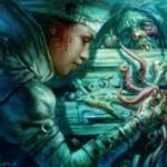 異界月収録の青コモンソーサリー「棚卸し」が公開!2マナ1ドロー&墓地の「棚卸し」の枚数分追加ドロー!