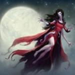 異界月収録のレア吸血鬼「Voldaren Pariah」が公開!マッドネスなら黒黒黒で登場&3体のクリーチャーを生贄にして変身する両面クリーチャー!※日本語名は「ヴォルダーレンの下層民」!