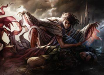 異界月の黒レア吸血鬼「流城の死刑囚」が公開!手札を捨てて吸血鬼を全体強化!マッドネスとも高相性!