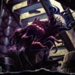 異界月にレア収録の無色エルドラージ「永遠の災い魔」が公開!相手の呪文か能力の対象になるたびに追放されるが、追放領域から唱えられる!