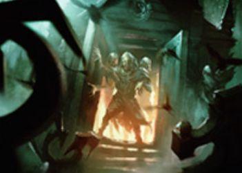 異界月収録の黒レアゾンビ「Cryptbreaker」が公開!マナとタップと手札1枚でゾンビトークンを生産&ゾンビ3体をタップしてライフロスドロー!