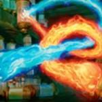 イゼットカラーのアンコスピリット「Mercurial Geists」が異界月に収録!飛行&インスタントかソーサリーを唱えるとパワーが3増強!※日本語名は「気紛れな霊」!