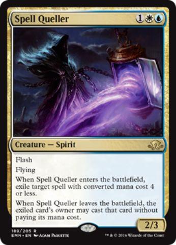 Spell Queller(レア 異界月)
