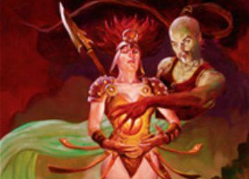 ジャッジメント「燃え立つ願い」が王位争奪のレア枠で再録!ゲーム外からソーサリーをサーチ!