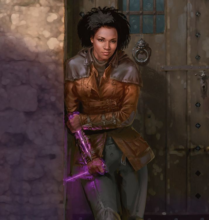 Kaya, Ghost Assassin(MTG 王位争奪)