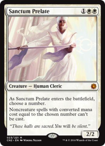 Sanctum Prelate(王位争奪)