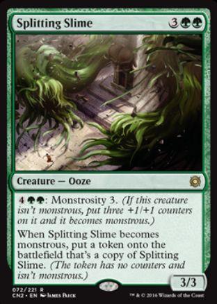 Splitting Slime(王位争奪)