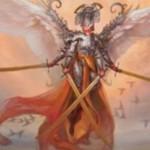 カラデシュ収録の白神話天使「Angel of Invention」が公開!飛行&警戒&絆魂&製造2&自軍全体強化のオールインワンパッケージ!※日本語名は「発明の天使」!