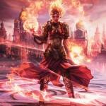 カラデシュ収録のPWチャンドラ「Chandra, Torch of Defiance」が公開!4つの能力を持つプレインズウォーカー!※日本語名は「反逆の先導者、チャンドラ」!