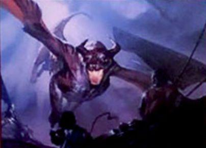 赤レアのカラデシュ産ドラゴン「Skyship Stalker」が非公式スポイラーにて公開!赤マナを支払えば「パワー増強」「先制攻撃」「速攻」を獲得可能!