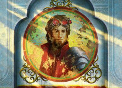 黒レアのソーサリー「失われた遺産」が公開!チャンドラの父「キラン・ナラー」が描かれた、カード名指定による追放呪文!