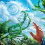 緑レアのソーサリー「途方もない夢(カラデシュ)」が公開!緑XXを支払って、墓地からX枚のカードを手札に戻す!