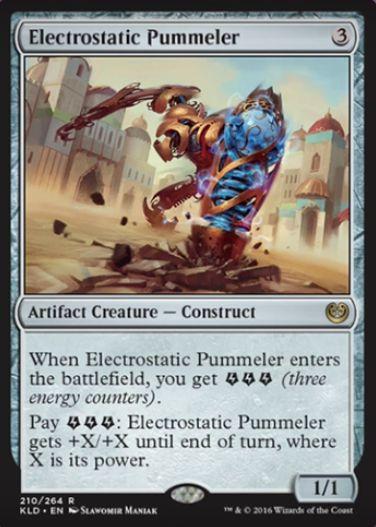 Electrostatic Pummeler(カラデシュ)