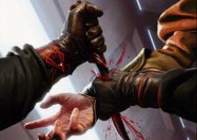 黒レアのソーサリー「Eliminate the Competition(カラデシュ)」が公開!追加コストでX体を生贄に捧げ、X体のクリーチャーを破壊!