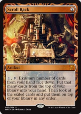 巻物棚(Scroll Rack)(Kaladesh Inventions)
