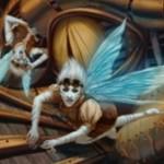 青レアの工匠フェアリー「Faerie Artisans」が統率者2016に収録!対戦相手の戦場に出たクリーチャーのコピー・アーティファクトクリーチャー・トークンを生産!※日本語名は「フェアリーの職工」!