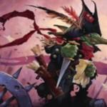赤レアのならず者ゴブリン「Goblin Spymaster(統率者2016)」が公開!3マナ2/1「先制攻撃」&対戦相手の終了ステップに、対戦相手の戦場に「全クリーチャーに攻撃強制を付与する」を持ったゴブリントークンを生産!※日本語名は「ゴブリンの密偵長」!