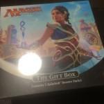 カラデシュのギフトボックス(The GIFT BOX)を開封&収録内容を紹介!美麗な仕切り板がいい感じ!