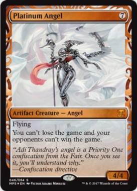 Platinum Angel(白金の天使)
