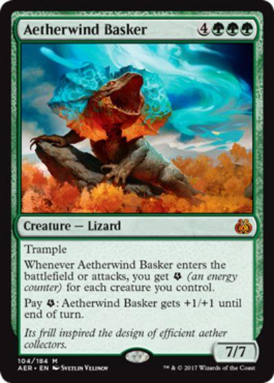 Aetherwind Basker(霊気紛争)
