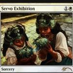 2017年4月のFNMプロモ「霊気装置の展示(Servo Exhibition)」が公開!カラデシュから再録の「霊気装置」トークン生成ソーサリー!