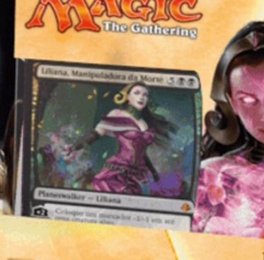 Liliana, Death's Mannipulator(リリアナ)