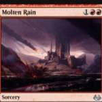 ミラディン「溶鉄の雨」がモダマス2017にアンコモン枠で収録!新規イラストでの再録!