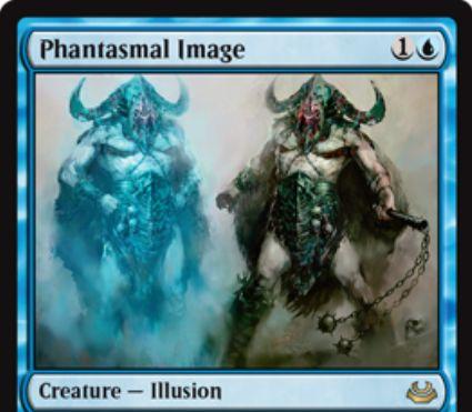 マジック基本セット2012「幻影の像」がモダマス2017のレア枠で再録決定!