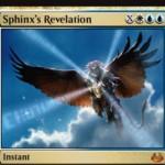 ラヴニカへの回帰「スフィンクスの啓示」がモダマス2017の神話レア枠で再録決定!