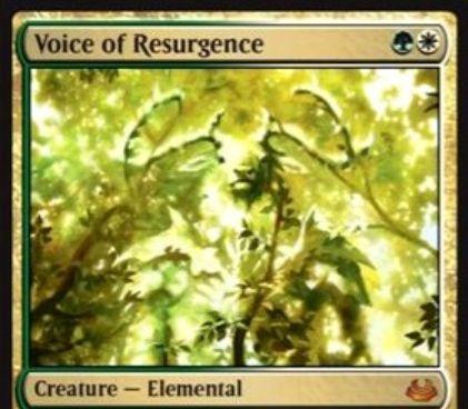 ドラゴンの迷路「復活の声」がモダマス2017の神話レア枠で収録!