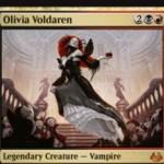 イニストラード「オリヴィア・ヴォルダーレン」がモダマス2017の神話レア枠に収録!