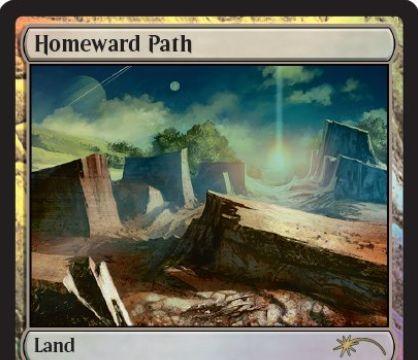 統率者シリーズ収録の土地カード「家路」がジャッジプロモFOILとして配布決定!