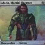 アモンケットのPWデッキに収録される新ギデオンが非公式スポイラーにて解読テキスト掲載!※日本語版カード「武芸の模範、ギデオン」が公開!