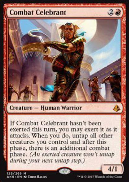 Combat Celebrant(アモンケット)