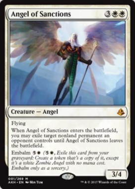 Angel of Sanctions(アモンケット)