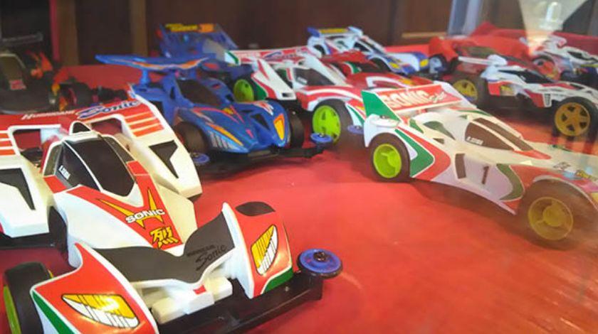マジックチャレンジイベント第11弾が「ワールドキング長崎」で開催!MTGとミニ四駆がコラボしたマジチャレイベント!