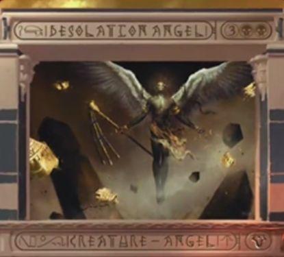 アポカリプス「荒廃の天使(Desolation Angel)」が破滅の刻にてマスターピースになって再録!