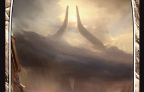 MTG「破滅の刻」に収録される「フルアート基本土地」のイラストが公開!