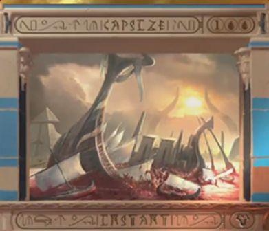 テンペスト「転覆(Capsize)」がMTG「破滅の刻」のマスターピース版で再録!