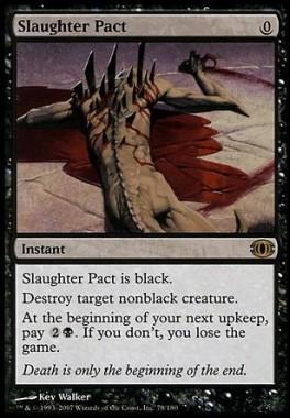 殺戮の契約(Slaughter Pact)未来予知